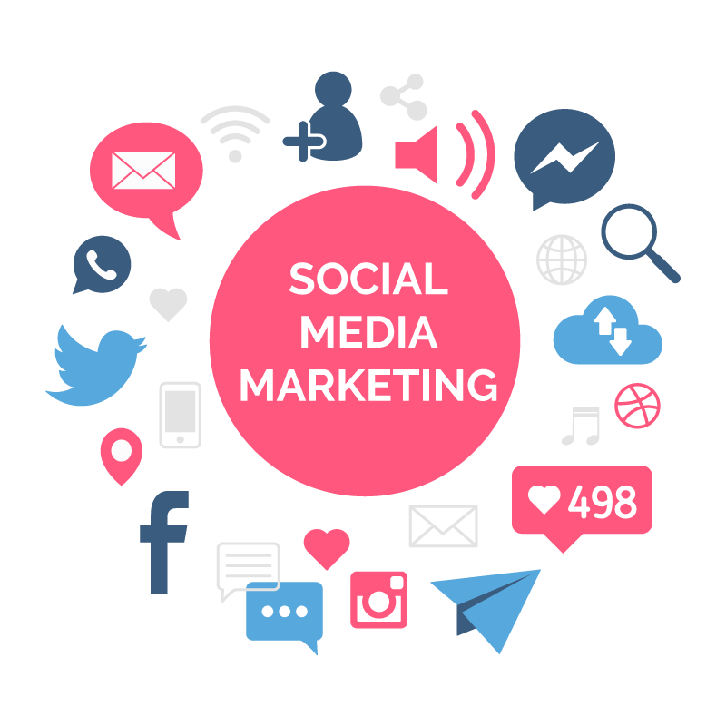 Make yourself more online visible with the best digital marketing service. The right results on social media platform can enhance your venture's value with us.